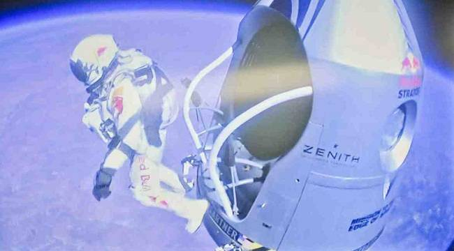 Credit: Red Bull Stratos