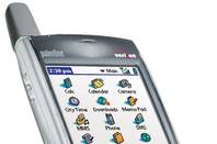Palm Treo 600, palmOne brand, Verizon: 2003 model