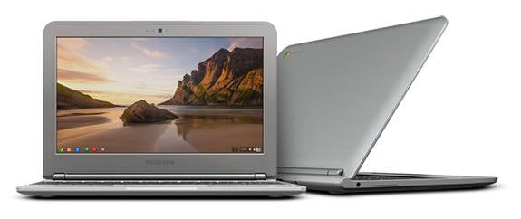 Google Chromebook by Samsung, October 2012 edition