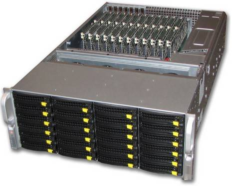Penguin Computing's UDX1 ARM server