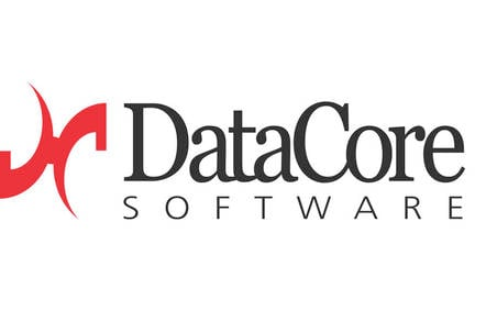 DataCore CEO George Teixeira and chairman Ziya Aral