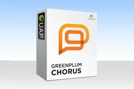 Greenplum Chorus logo