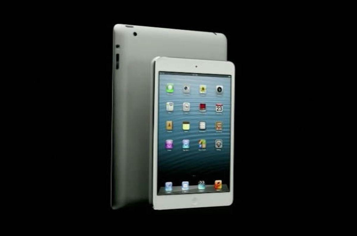 APPLE EATS ITSELF: iPad Mini set to wolf Air's market ...