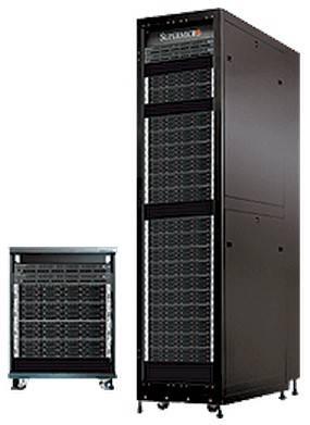 Super Micro's preconfigured Hadoop clusters