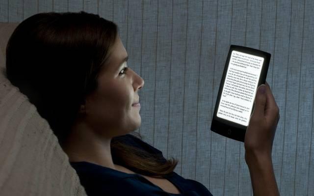 Bookeen Cybook Odyssey HD