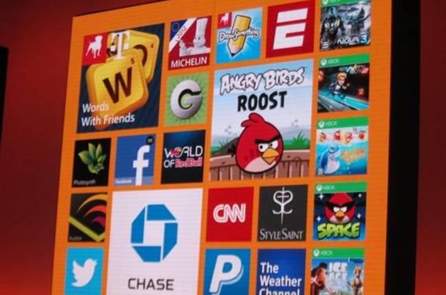 Phone 8 Apps