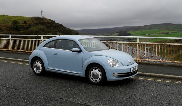 Volkswagen Beetle Car Review The Register