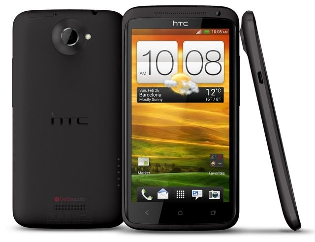 EE 4G HTC One XL