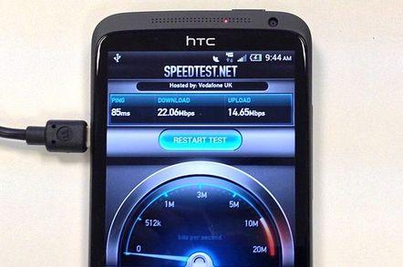 EE 4G result
