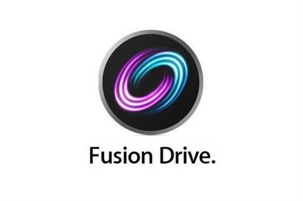 Apple Fusion Drive logo