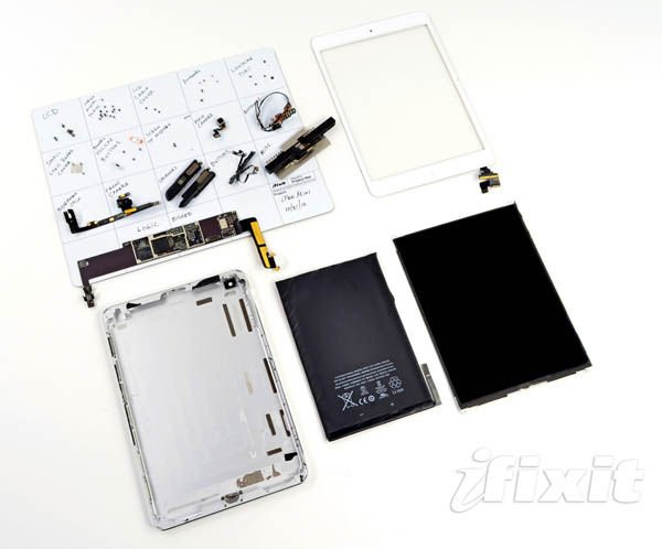 iPad mini - full teardown