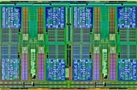 Die shot of the Opteron 6300