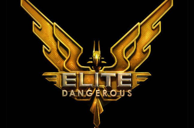 Frontier Developments' Elite:Dangerous Logo