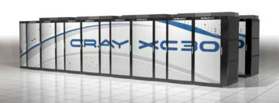The XC30 supercomputer, formerly known as Cascade