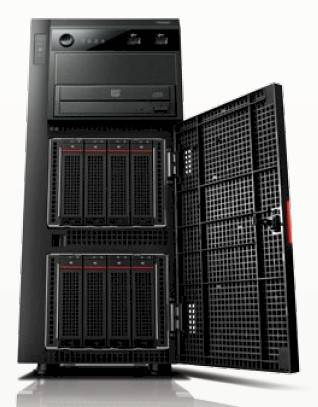 The ThinkServer TD330 tower server