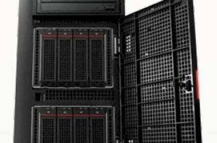 The ThinkServer TD330 tower server