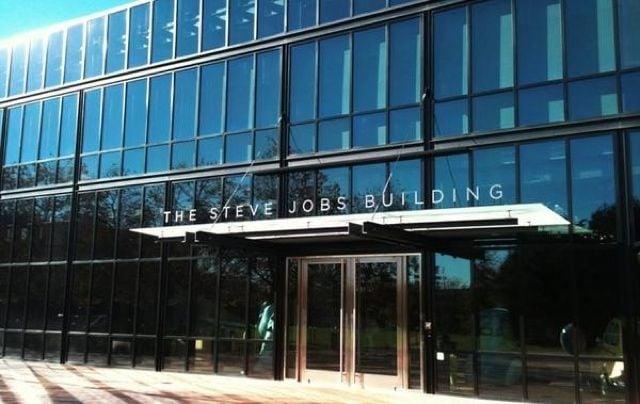 Pixar's Steve Jobs Building
