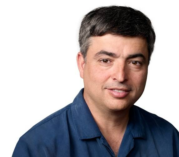 Eddy Cue, Apple and Ferrari