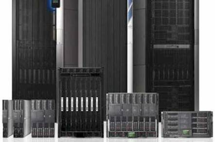 The HP Itanium 9500 server family