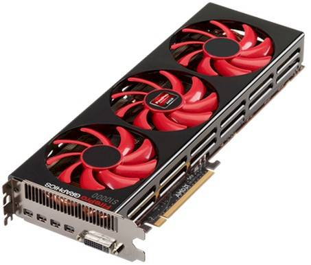 The FirePro S10000 dual-GPU card