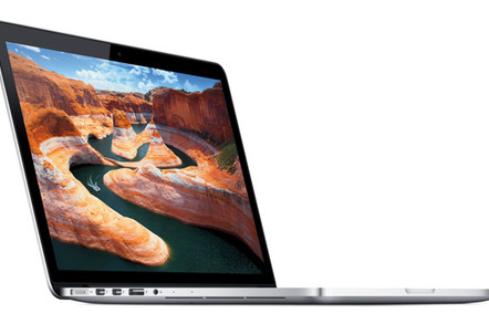 Apple MacBook Pro 13in with Retina display