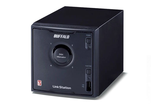 Buffalo LinkStation Pro Quad 4-bay NAS drive