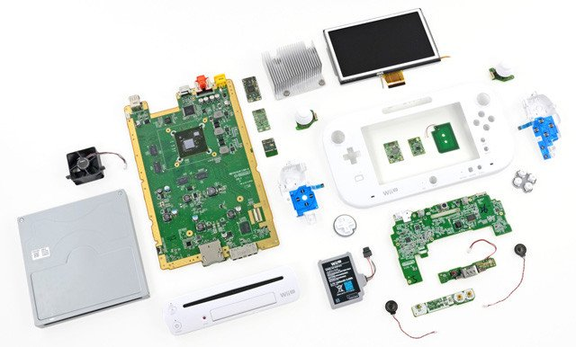 iFixit Wii U teardown