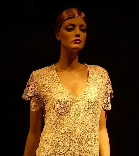 Mannequin, by Polski: Manekin w Poznaniu