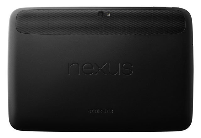 Samsung Google Nexus 10 Android tablet
