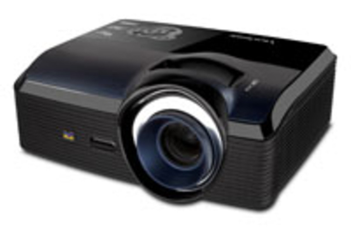 ViewSonic Pro 9000 laser hybrid LED projector review • The Register