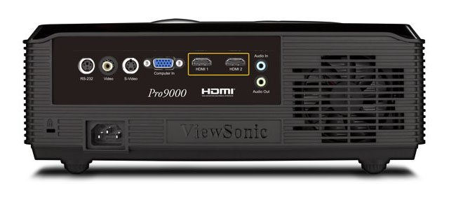 ViewSonic Pro 9000 laser hybrid LED projector