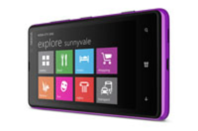 Nokia Lumia 820 Windows Phone 8