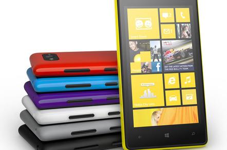 Nokia Lumia 820 Windows Phone 8