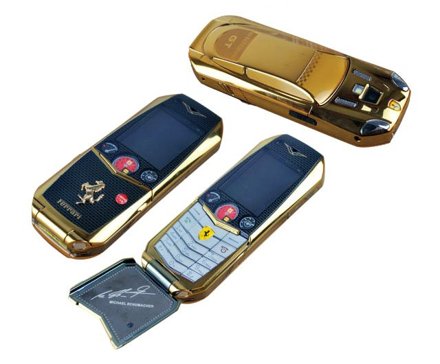 Begin Digital GT – Ferrari phone