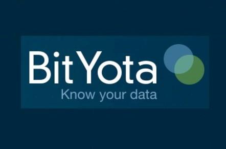 BitYota logo