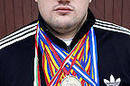 Wrestler Gheorghe 'The Carpathian Bear' Ignat. Source: Wikipedia