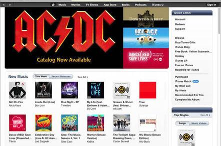 iTunes 10: iTunes Music Store