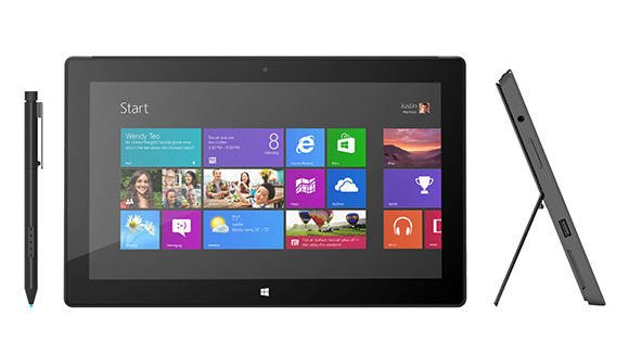 Photo of Microsoft Surface with Windows 8 Pro