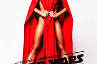 Poster for Star Wars Burlesque