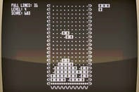 The original Tetris of 1984