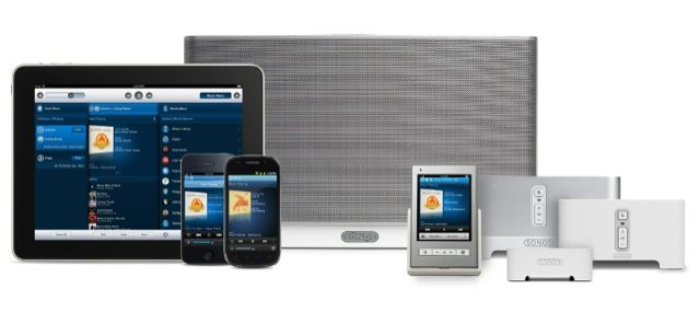 Sonos wireless hi-fi