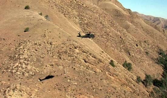 Autonomous RASCAL Black Hawk helicopter
