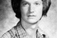 Apple CEO Tim Cook in 1979, during his freshman year at Auburn University