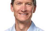Apple CEO Tim Cook, 2012