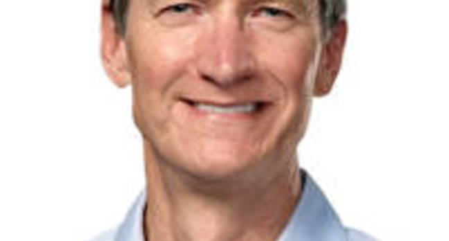 Apple CEO Tim Cook, 2012