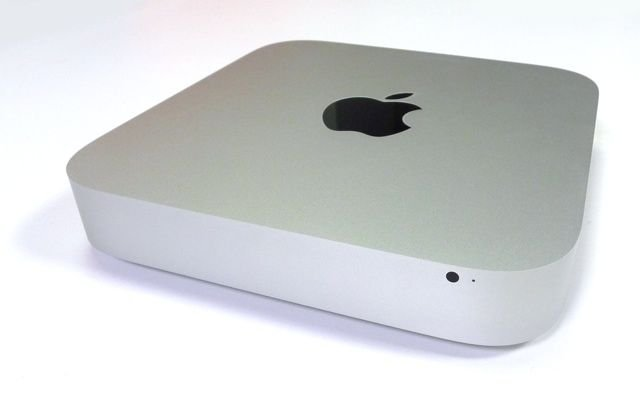 vmware builds product executables on 50 mac minis u2022 the register rh theregister co uk Apple Mac Mini Apple iPad Mini