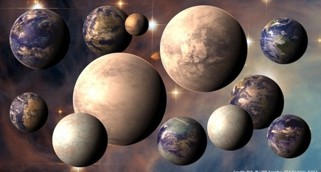 Seven worlds in the Habitable Exoplanets Catalog