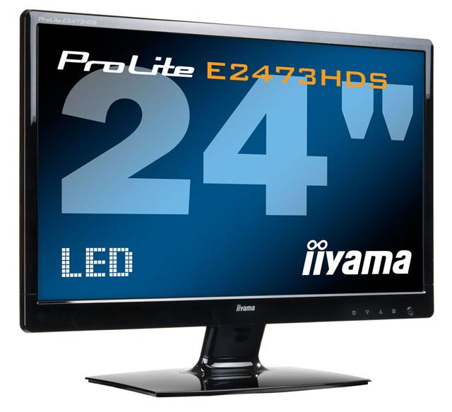 Iiyama ProLite E2473HDS-B1 monitor