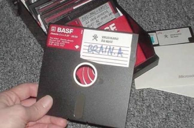Brain virus disk