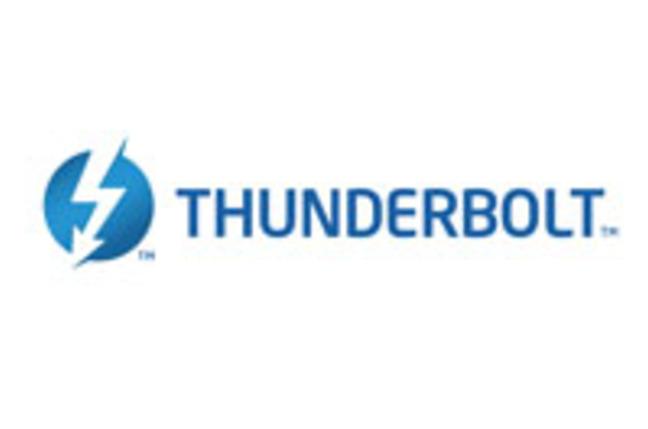 Thunderbolt Intel branding